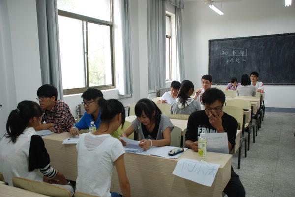 计算机学院学生会招新活动成功举行